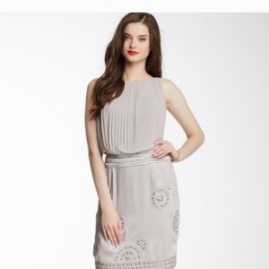 Silver Vince Camuto Dress